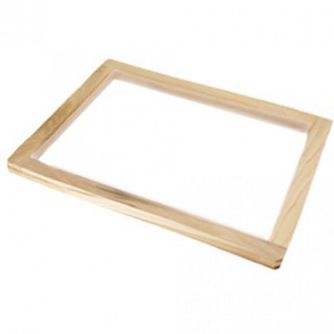 Cadre en bois pour sérigraphie