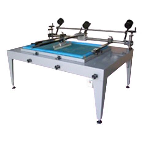 Machine d'Impression manuelle mod. Libo 140x250 cm avec Racle Guidée et Table Aspirante