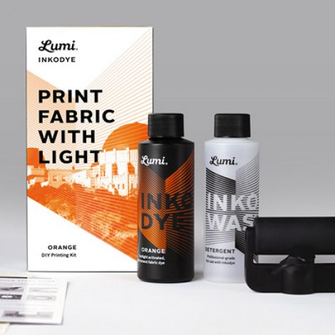LUMI INKODYE - KIT COULEUR ORANGE