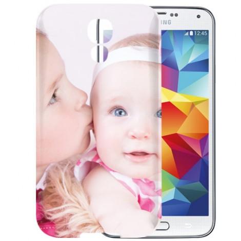 Cover neutra per sublimazione 3D - Samsung Galaxy S5 - Confezione 5 pezzi