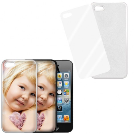 cover iphone 5 bianco