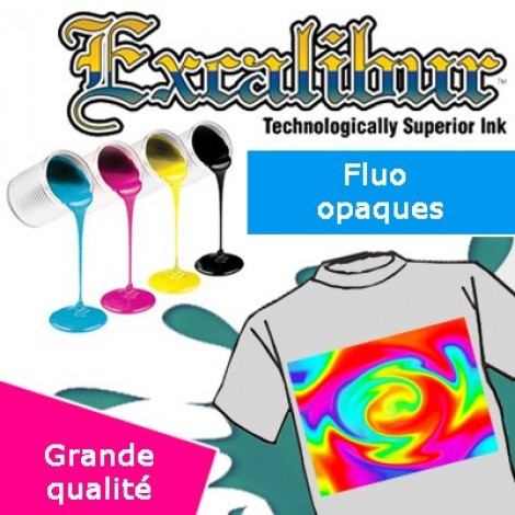 Excalibur Fluo opacité élevée