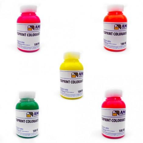 Texprint Colorants Concentrés Fluo - 100 gr