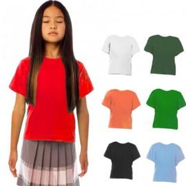Tee-shirt Exact Kid B&C. Lot de 10 articles.