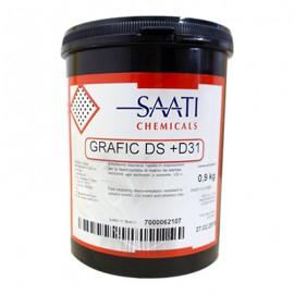 GRAFIC DS 1 KG. Emulsion résistant aux solvants