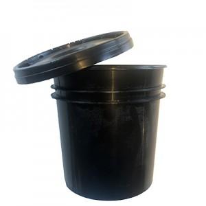 Pot vide pour éncres de 1/2 KG