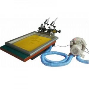 Machine d'Impression Manuelle 1 Couleur avec Vide et Micro-Réglages