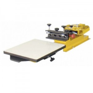 Machine d'Impression Manuelle Vastex Modulaire 1 Table – 1 Couleur