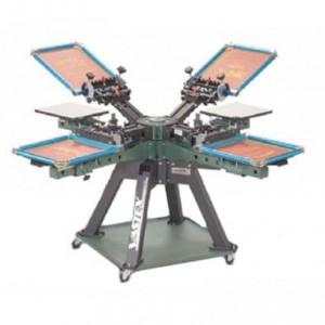 Carrousel Modulaire Vastex Premium 4 Tables – 4 Couleurs