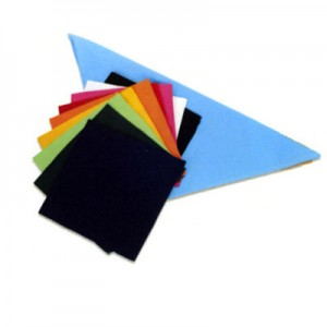 Bandana uni. Lot de 10 articles.