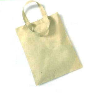 Sac en coton Mini Promo Tote. Lot de 25 articles.
