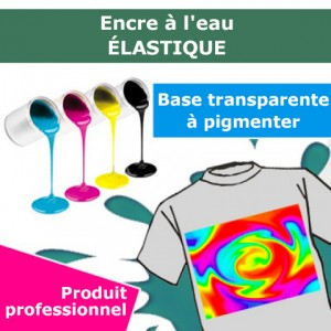 Aquatech AC Base transparente - Tissus clairs