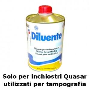 DILUANT DE TAMPOGRAPHIE 18 POUR ENCRES QUASAR - 1,2 L