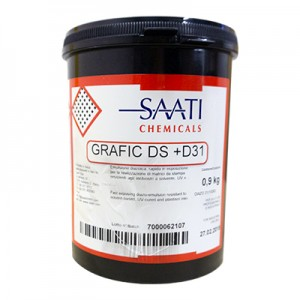 GRAFIC DS 1 KG. Emulsion résistant aux solvants