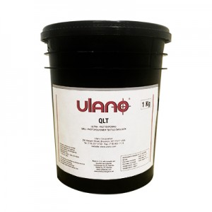 Emulsione serigrafica universale QLT pronta all'uso - conf. 0,5 kg