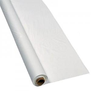 École. Tissu en polyester blanc pour la tension des écrans